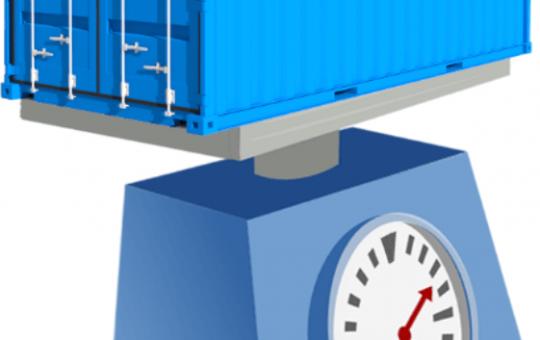 SOLAS – Bestimmung der Bruttomasse (VGM) von Frachtcontainern ab dem 1. Juli 2016